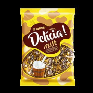 Bala Delícia Milk Berbau 250G