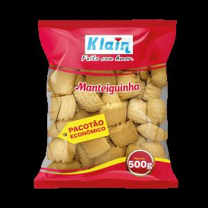 Biscoito Manteiguinha Klain 500G