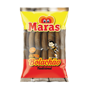 Bolachão Tradicional Mel Maras 700G