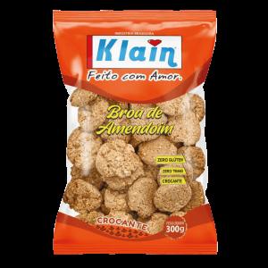 Biscoito Amendoim Crocante Klain 300G