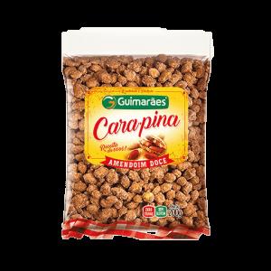 Amendoim Cara-Pina Guimarães 200G