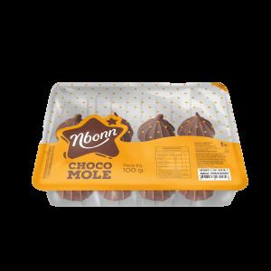 Chocomole Preto Bandeja Nbonn 6UN
