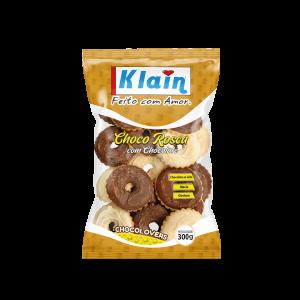 Biscoito Choco Rosca Klain 300G