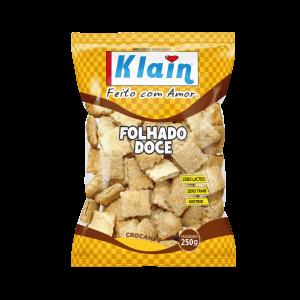 Biscoito Folhado Doce Klain 250g
