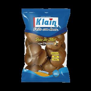 Biscoito Pão De Mel Chocolate Klain 300G