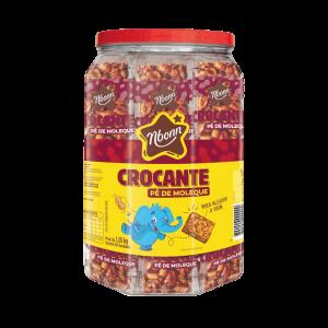 Pé De Moleque Crocante 30UN Nbonn 1,05KG
